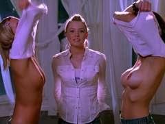 ODonnell nackt Heather  Sandra Bullock